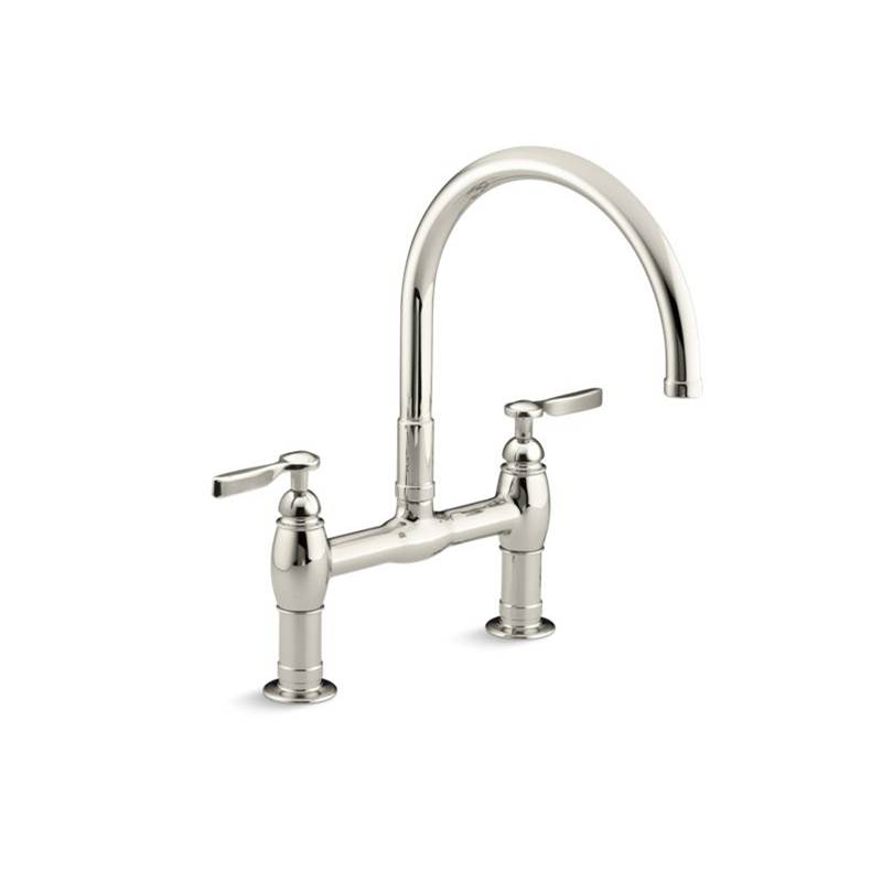 Faucets Kitchen Faucets Bridge | Moore Supply Houston - Brazosport ...