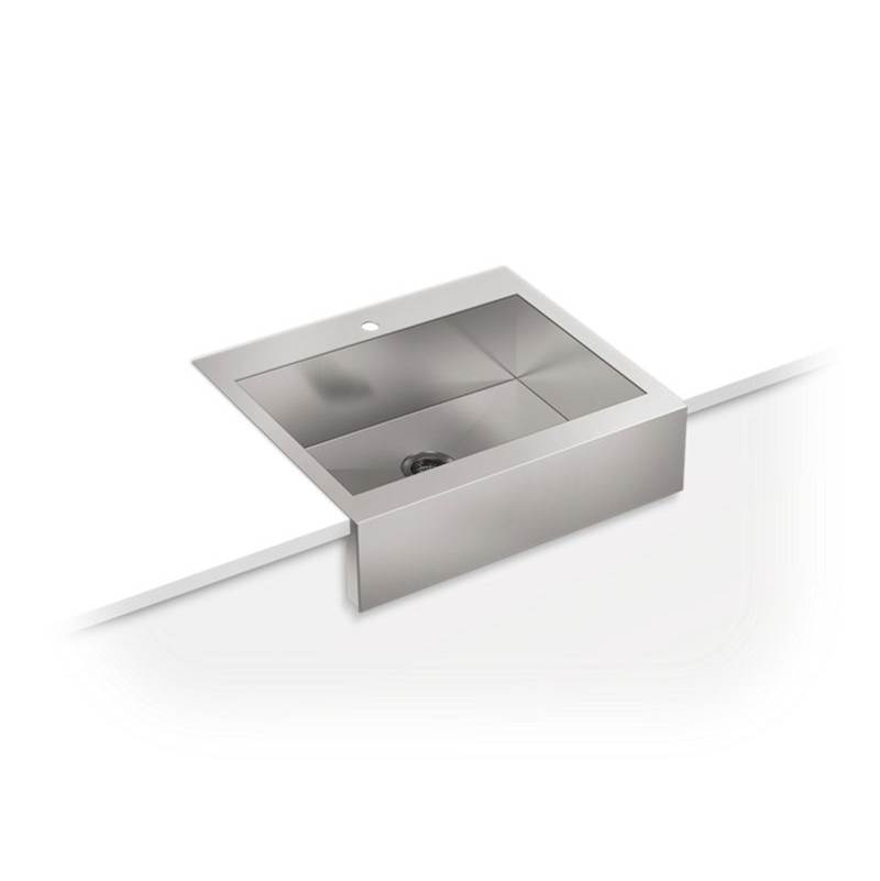 Kohler Drop In Kitchen Sinks item 3935-1-NA