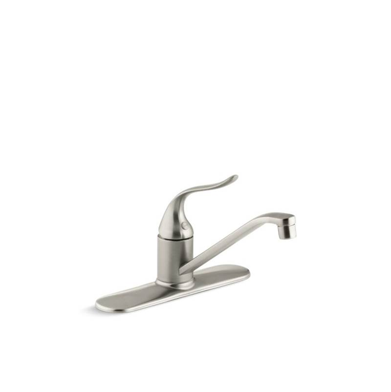 Kohler Deck Mount Kitchen Faucets item 15171-F-BN