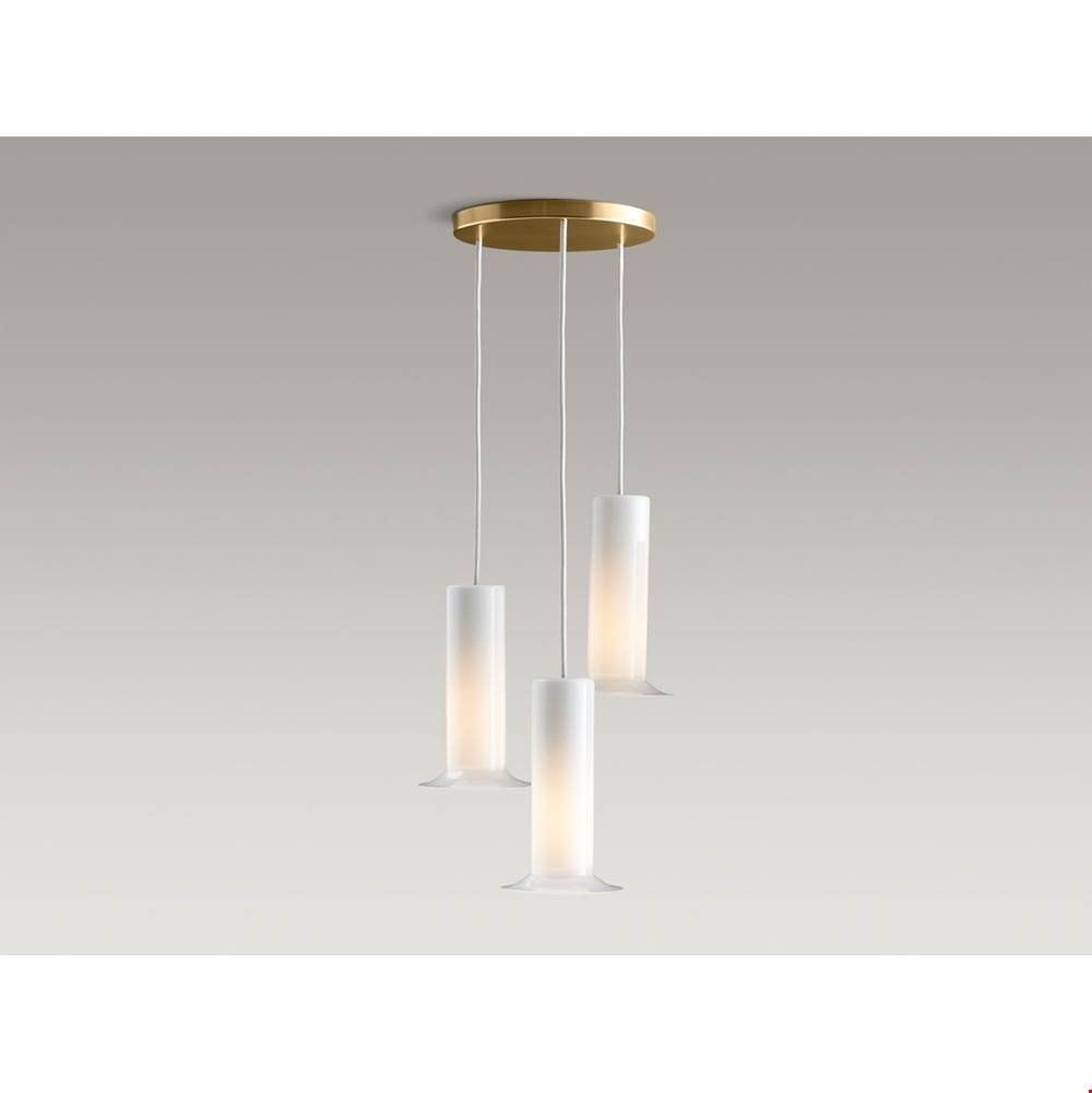 Kohler Multi Point Pendants Pendant Lighting item 14475-BGD