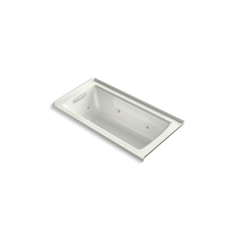 Kohler Three Wall Alcove Whirlpool Bathtubs item 1947-L-NY