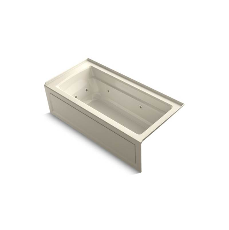 Kohler Three Wall Alcove Whirlpool Bathtubs item 1949-RA-47