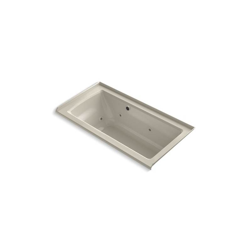 Kohler Three Wall Alcove Whirlpool Bathtubs item 1947-RW-G9