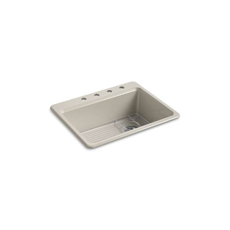 Kohler Drop In Kitchen Sinks item 8668-4A1-G9