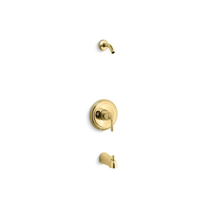 Kohler  Tub And Shower Faucets item TLS395-4S-PB