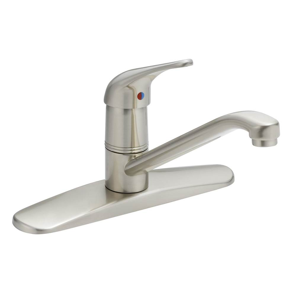 Mainline Collection Single Hole Kitchen Faucets item 131E-BN