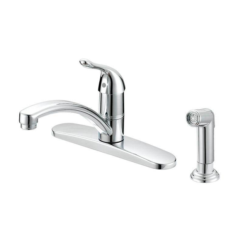 Mainline Collection Single Hole Kitchen Faucets item MA131CDE-WSCP