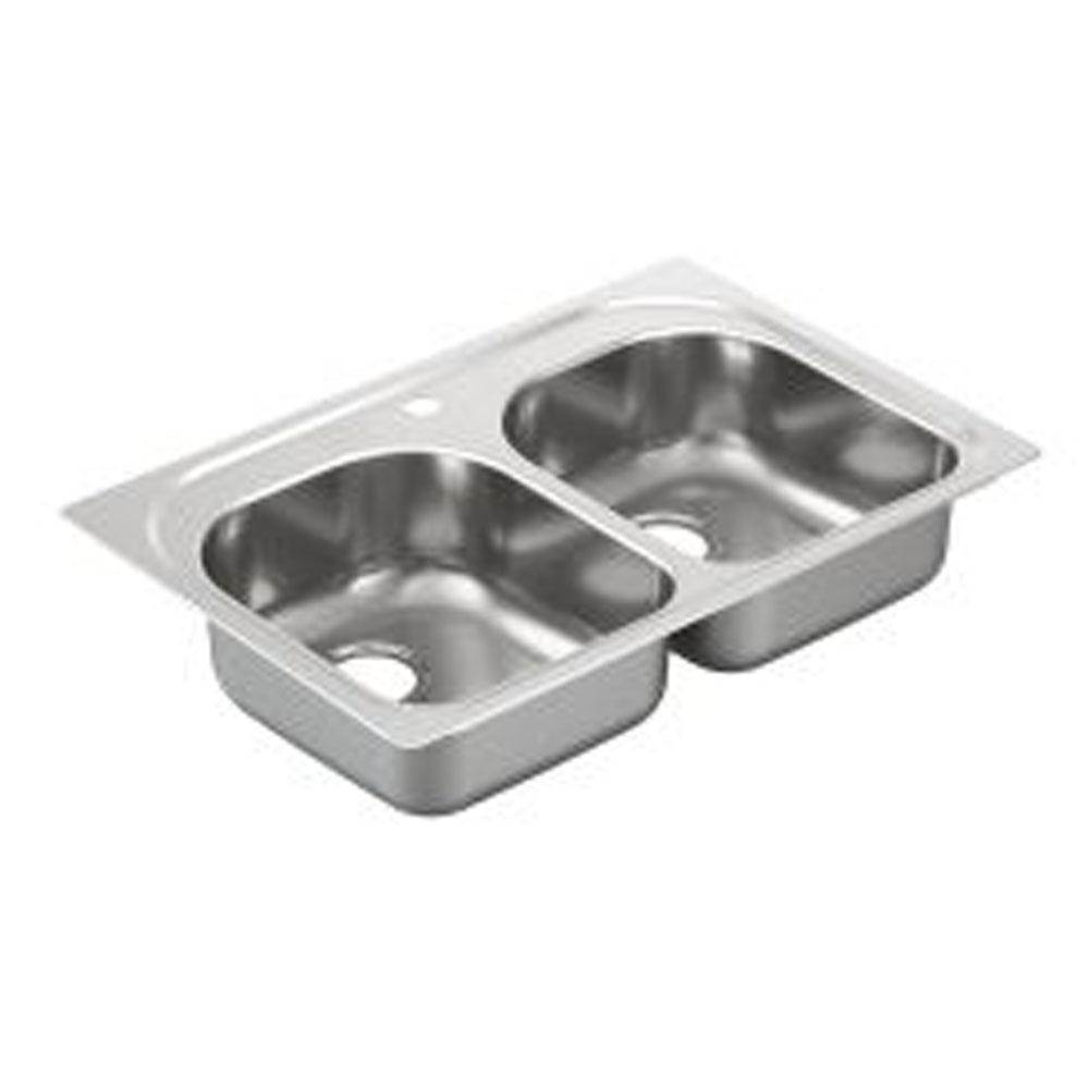 Moen Drop In Kitchen Sinks item G202591