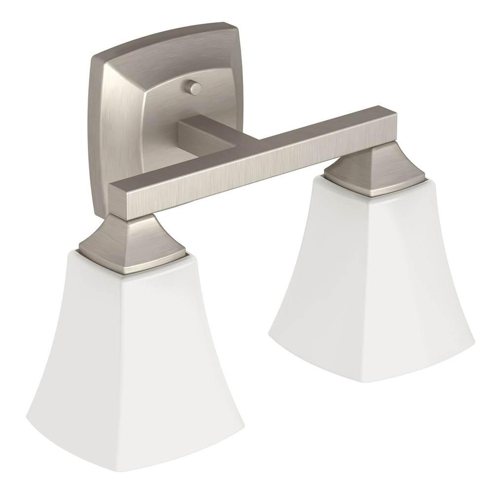 Moen Wall Lighting Bathroom Lights Voss