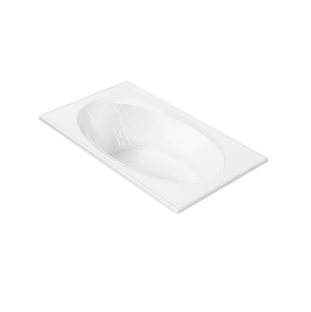 MTI Baths Drop In Air Whirlpool Combo item AW10-WH