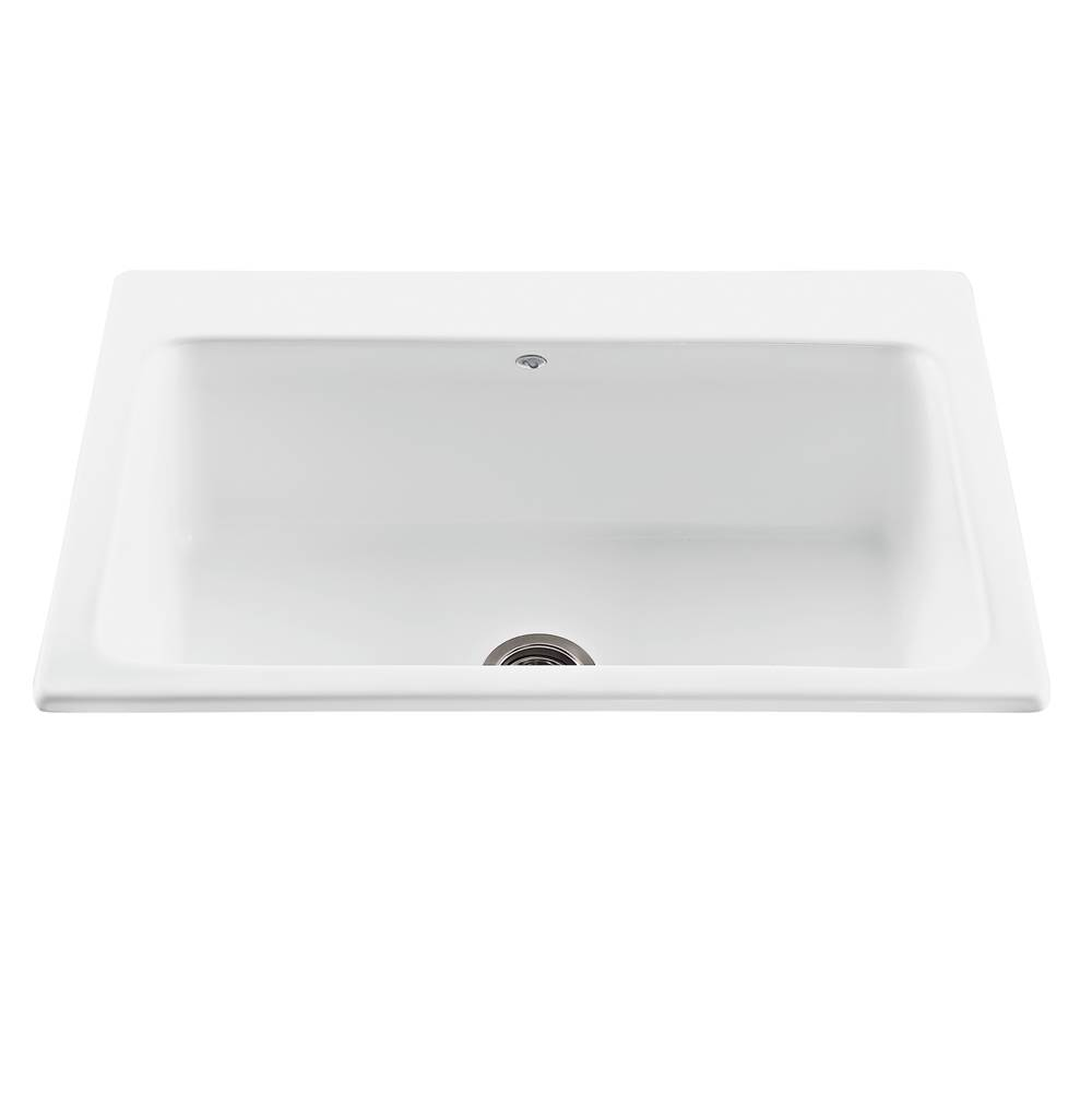 MTI Baths Drop In Kitchen Sinks item MBKS50-BI