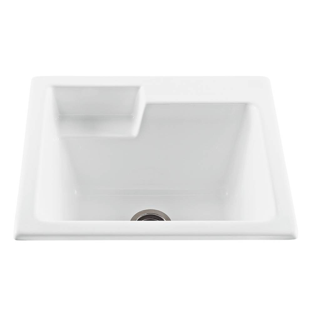 MTI Baths Drop In Laundry And Utility Sinks item MTLS110-COL