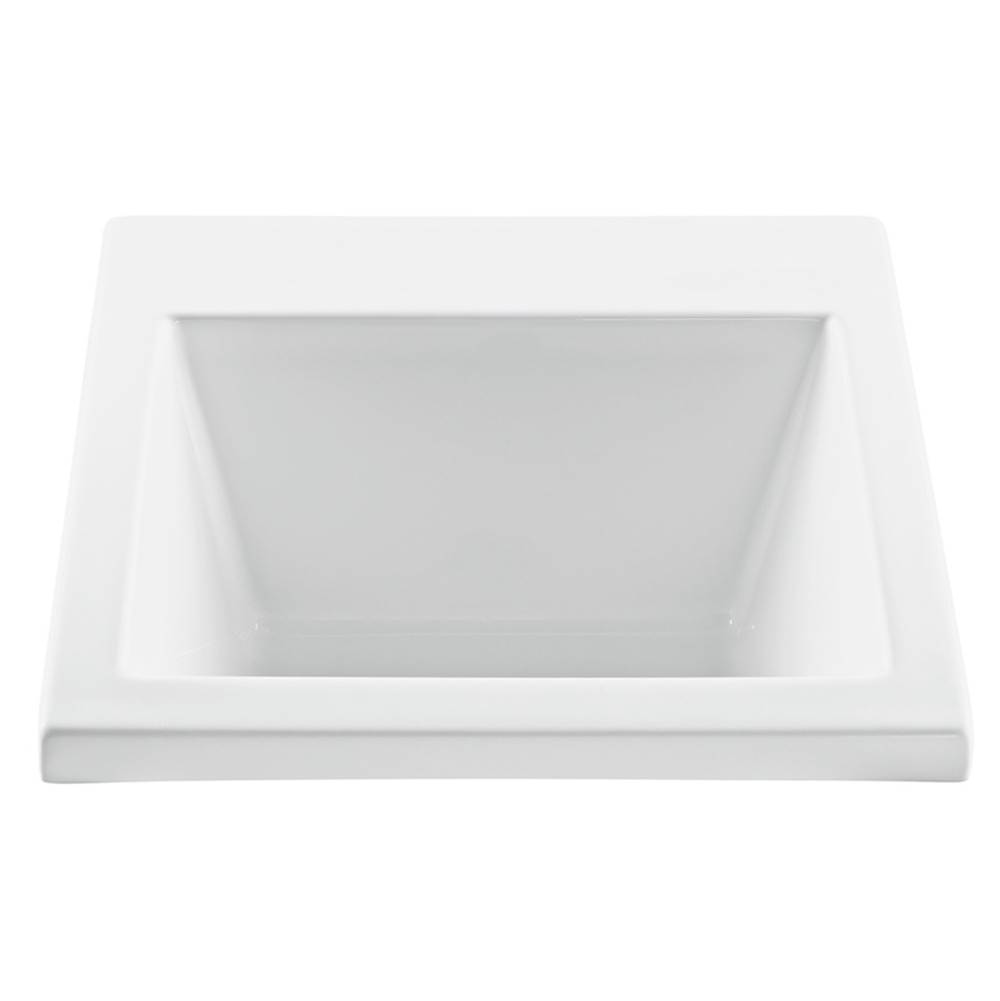 MTI Baths Drop In Laundry And Utility Sinks item MTLS120-COL-DI