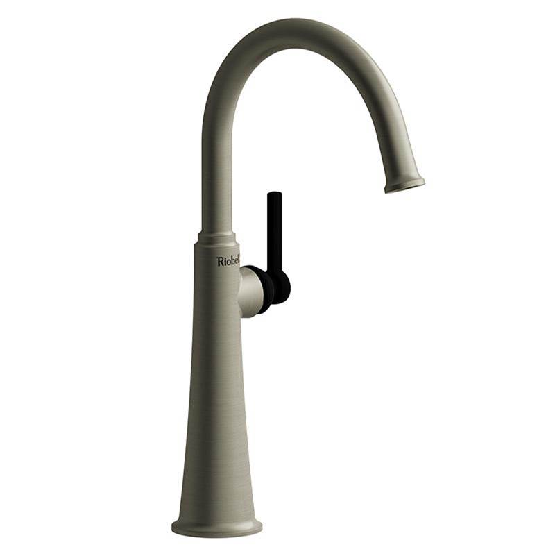Riobel Single Hole Bathroom Sink Faucets item MMRDL01LBNBK-05