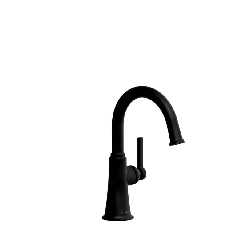 Riobel Single Hole Bathroom Sink Faucets item MMRDS00LBK