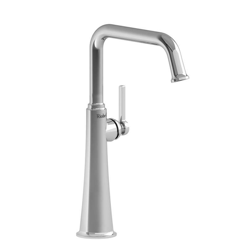 Riobel Single Hole Bathroom Sink Faucets item MMSQL01LCBK-10